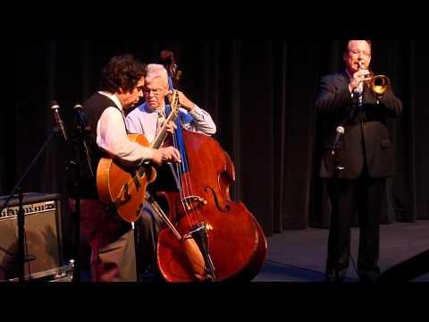 Howard Alden Trio Performing Limehouse Blues