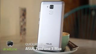 ASUS ZenFone 3 Max Quick Review Indonesia
