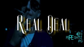 PG x 4€F0 x PEPE $HITZ - REAL DEAL (Official Audio) 2018 Prod. by KIKO