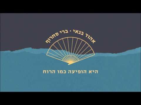אהוד בנאי • ברי סחרוף • היא הופיעה כמו הרוח // Ehud Banai • Berry Sakharof • He Hofi'ah Kmo HaRuach