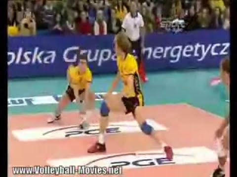 Las Mejores Salvadas Voleibol Masculino
