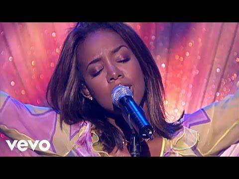 Kelly Rowland - Train On The Tracks