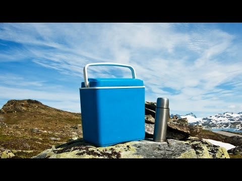 How to Keep Food Cold | Camping