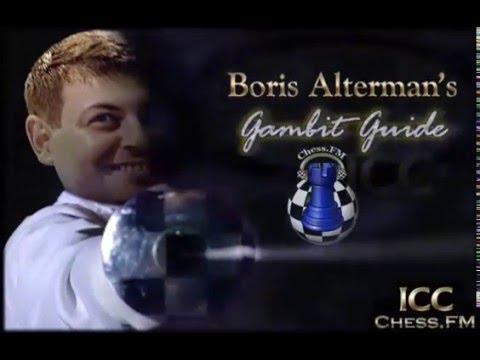 GM Alterman's Gambit Guide - Vitolinsh Gambits - Part 3 at Chessclub.com