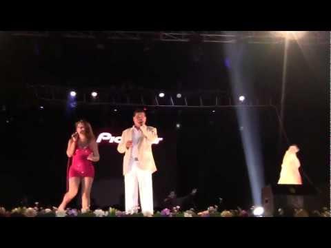RAUL ARQUINIGO - en vivo Local Santa Rosa 2do aniversario THALY TAPIA