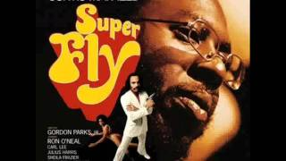 Curtis Mayfield - Superfly (with lyrics) - HD