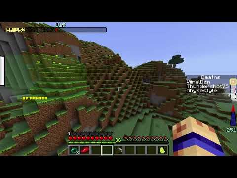 Dragon Block Xenoverse: Battle w/ Nappa & Vegeta  (Dragon Ball Z Minecraft EP 8)