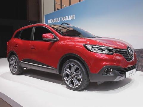 Révélation du Renault Kadjar