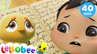 Fairy Tale Song + More Nursery Rhymes & Kids Songs - Little Baby Bum