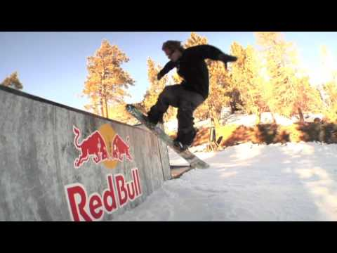 Chris Bradshaw Snowboarding - 2009-2012 Bear Mountain