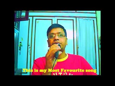 Karaoke Akeyla Gaya Tha Main sung by Ashish Varshney