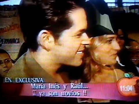 Raul y Maria Ines se hacen Novios- Video del Recuerdo
