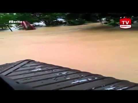 Banjir di K'tan: Detik cemas dibawa arus