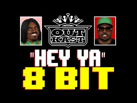 Hey Ya 8 Bit Tribute to Outkast  8 Bit Universe