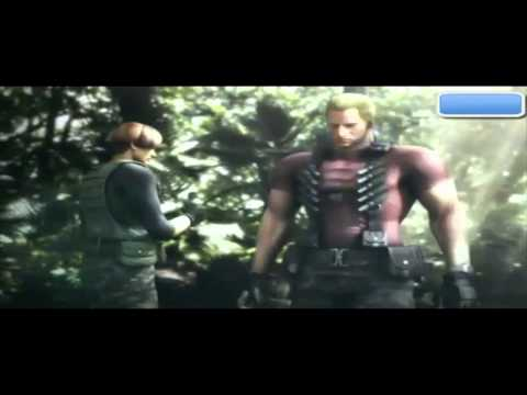 Historia de Resident Evil The Darkside Chronicles