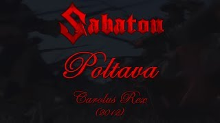Watch Sabaton Poltava video