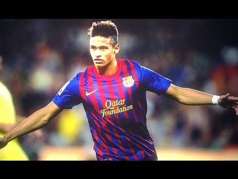 Neymar - Unbelievable | Santos 2013 HD