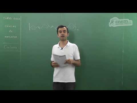 ENEM - Análise de polímeros condutores de eletricidade.