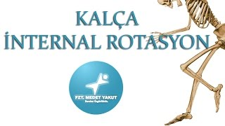 Kalça İnternal Rotasyonu (Hip İnternalis Rotation)
