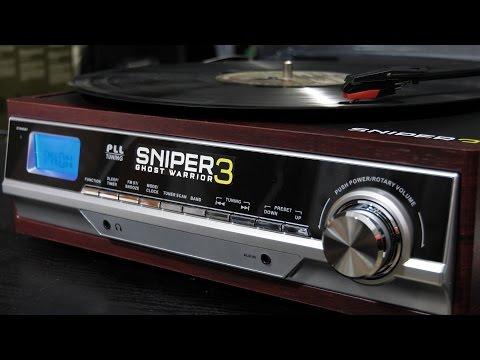 Zestaw prasowy z... gramofonem! -- Sniper Ghost Warrior 3
