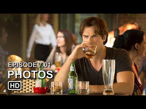 "The Vampire Diaries 7x01 Promotional Photos ""22,190 Days"""