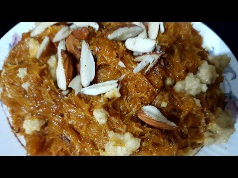 Hyderabadi Seviyon ka meetha easy and delicious  recipe