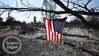 California Wildfires|Was This An Attack? Dew Devices