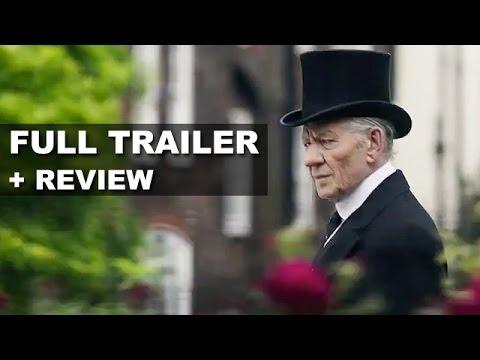 Mr Holmes  Official Trailer + Trailer Review - Ian McKellen 2015 : Beyond The Trailer