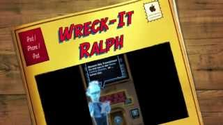 Wreck-It Ralph - Review: Wreck-It Ralph! - Nice mini-game-collection for iOS to the Disney-movie
