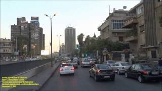 Driving: Syria Road Trip: Damascus, Syria (2018-09-23)