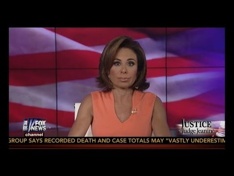 Judge Jeanine's EPIC RANT ➡ In Favor Of Gov. Rick Perry! ➡ Indictment HOGWASH!