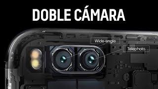 Doble cámara con zoom, ¿cómo funciona?