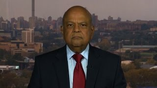 Amanpour interviews Pravin Gordhan, fired South African m...