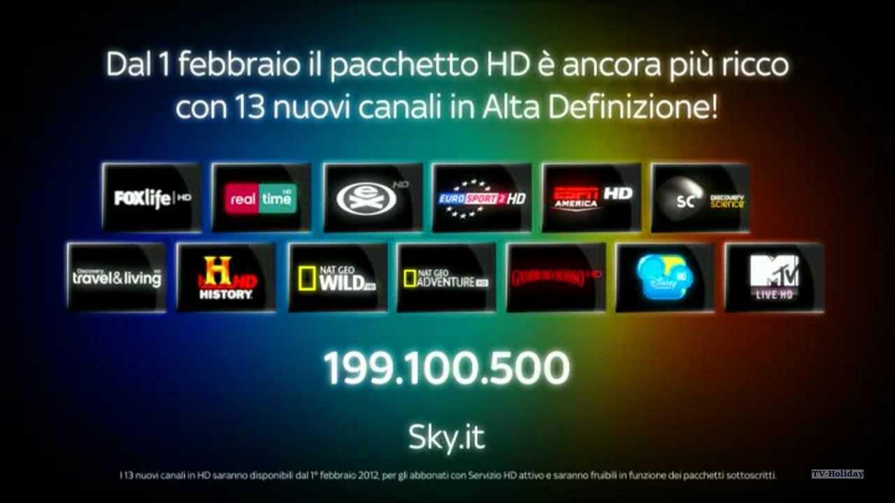 channels new italian .