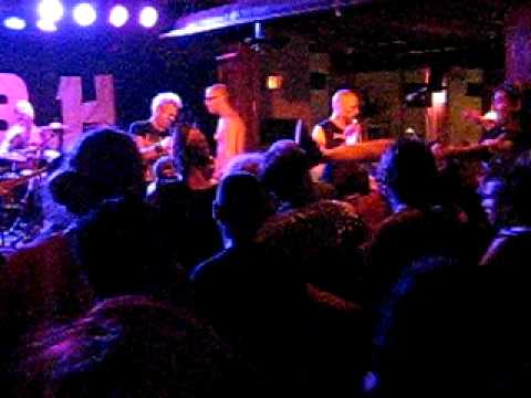 GBH - The Canal Club - Richmond, Va 7-24-2010 - Sick Boy