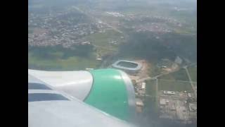 Flight MIAMI-MATURIN  [Boeing 737-200] RAVSA. Landing Maturin International Airport.