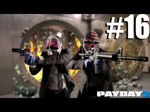 Payday 2 Walkthrough The Elephant - The Framing Frame Part 3 - Day 3