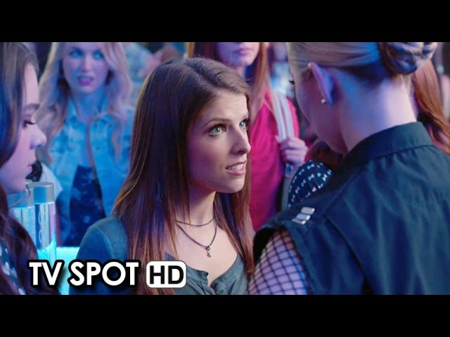 Pitch Perfect 2 TV Spot 'Girls' (2015) - Anna Kendrick, Rebel Wilson HD