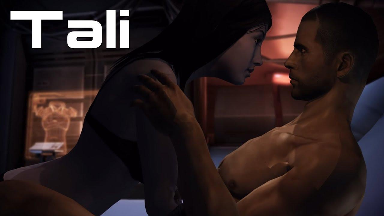 Секс в mass efecte 3