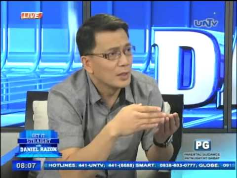 Cong. Niel Tupaz Jr. on President Aquino's impeachment complaint