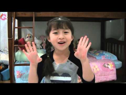 하리(Hari)  Gwiyomi / Kiyomi by Gail Sophicha with Ukulele (น้องเกล เต้น คิโยมิ)