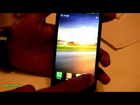 Hands-On: LG Optimus 4X HD
