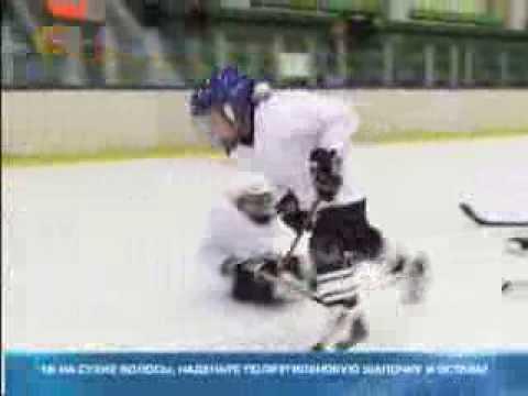 Как отдать ребенка на хоккей?