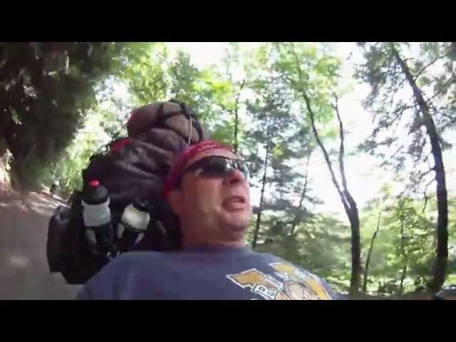 BikePacking the GAP Trail - Bikepacking.US - Part 3
