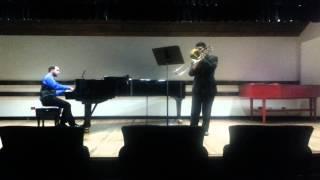 Download Lagu Morceau Symphonique,Op.88 (Guilmant, Alexandre) Trombone. Gratis STAFABAND