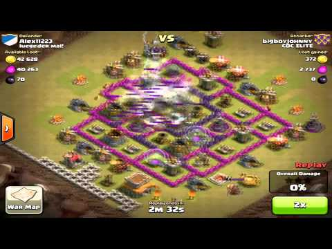 Clash of Clans (COC ELITE)  - Max Troops Out