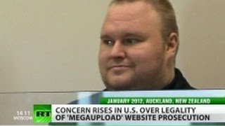 Unfair Share_ 'Megaupload case content industry's dirty work'