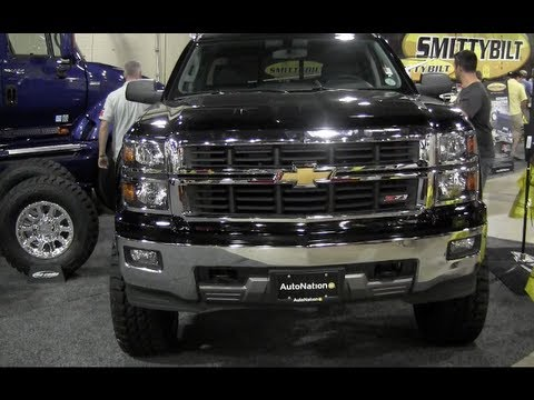2014 Chevy Silverado Pickup Pro Comp 6 inch Lift Kit Explained