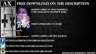 download lagu Poison Intro Edit Vs. Spark Martin Garrix Amf 2015 gratis