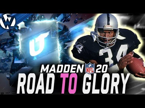 BO JACKSON'S WEEKEND LEAGUE - Madden 20 Road To Glory #6